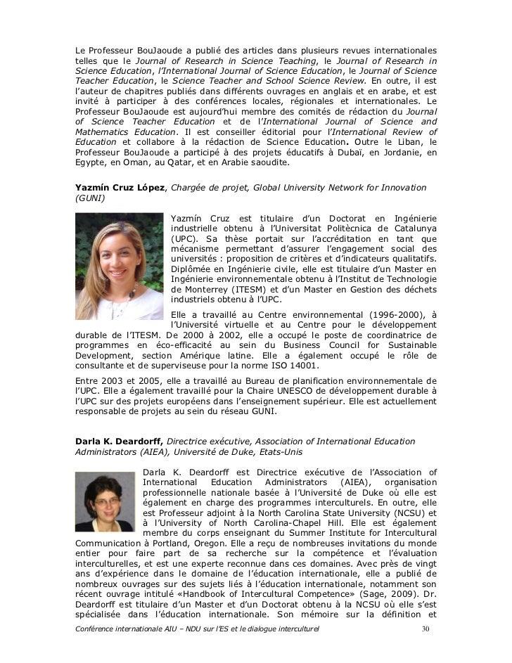 Le Professeur BouJaoude a publié des articles dans plusieurs revues internationalestelles que le Journal of Research in Sc...