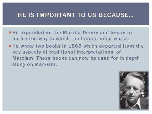 Althusser Marxism