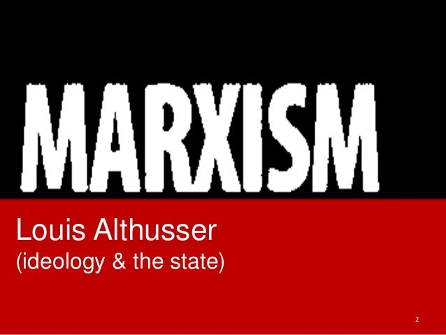 louis althusser 1970 lenin and philosophy and other essays