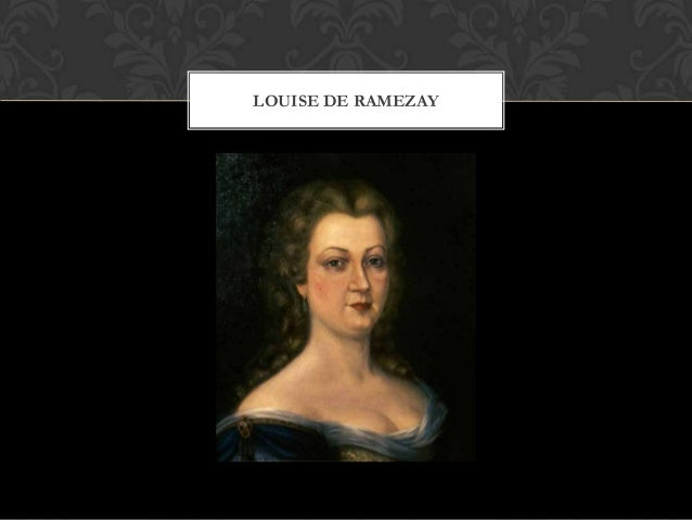 LOUISE DE RAMEZAY