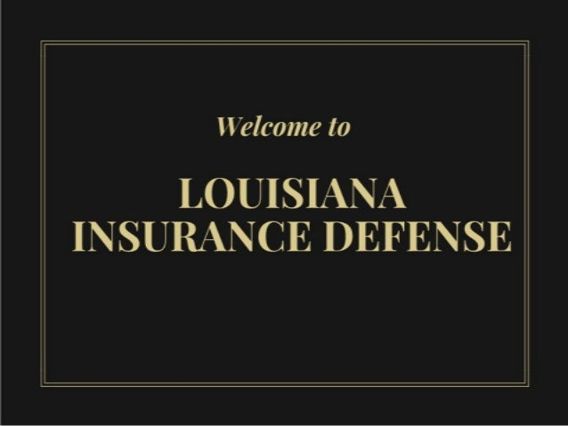 Professional Insurance Defense Attorney