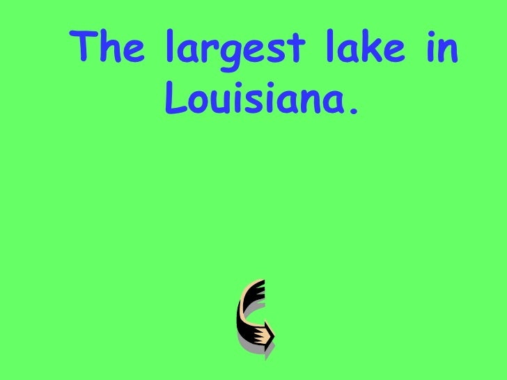 Natural Resources Found In Louisiana Purchase