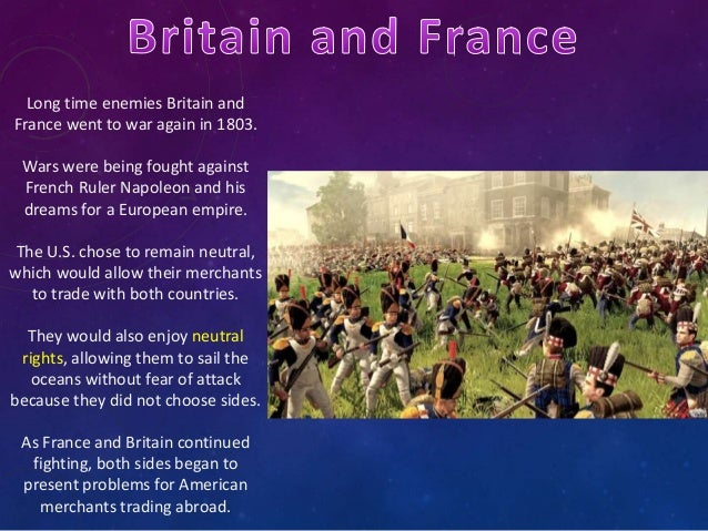 how did jefferson handle the embargo act of 1807 Law passed by congress and signed by president thomas jefferson in 1807   the goal was to get britain and france, who were fighting each other at the time.