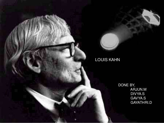 Light Matters: Louis Kahn and the Power of Shadow   ArchDaily