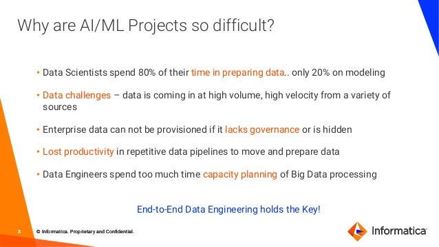 Successful AI/ML Projects with End-to-End Cloud Data Engineering Slide 3