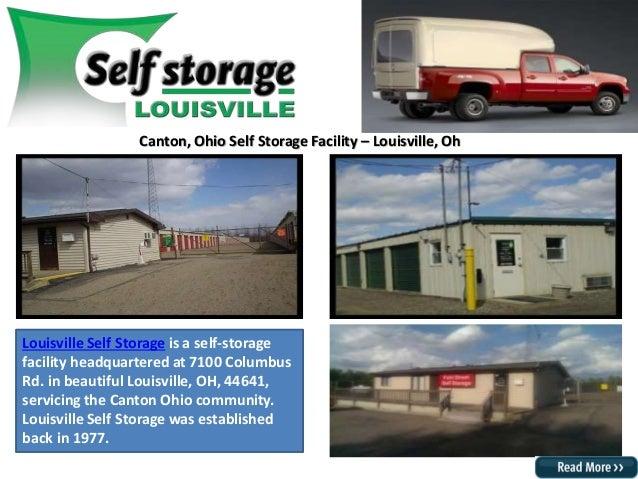 Delicieux Canton, Ohio Self Storage Facility U2013 Louisville, Oh Louisville Self Storage  Is A Self ...