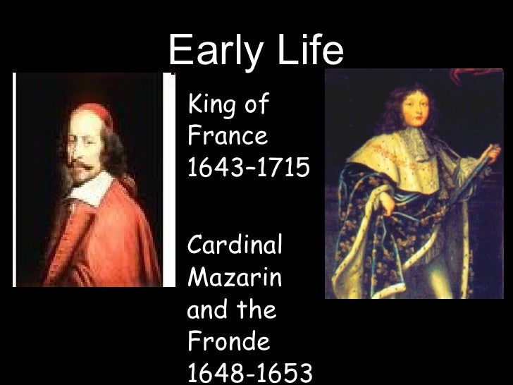 louis xiv declared his goal was one king one law one faith Louis xiv declared his goal was one king, one law, one faith analyze the methods the king used to achieve this objective and discuss the extent to which he was successful compare and contrast the ideologies of peter the great, louis xiv, and charles i in how successful they were in creating or expanding the monarchy in each state.