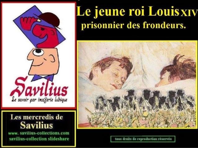 Louis XIV et les Frondeurs