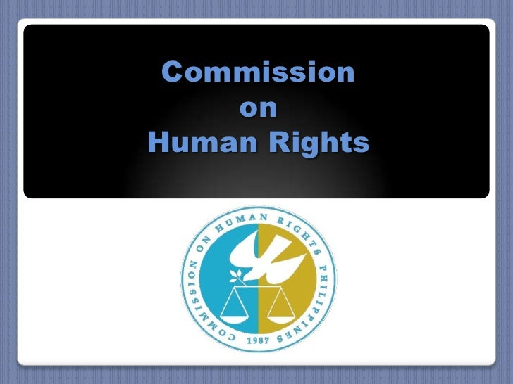 Commission on Human Rights<br />