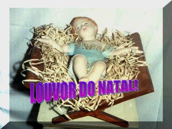 LOUVOR DO NATAL!