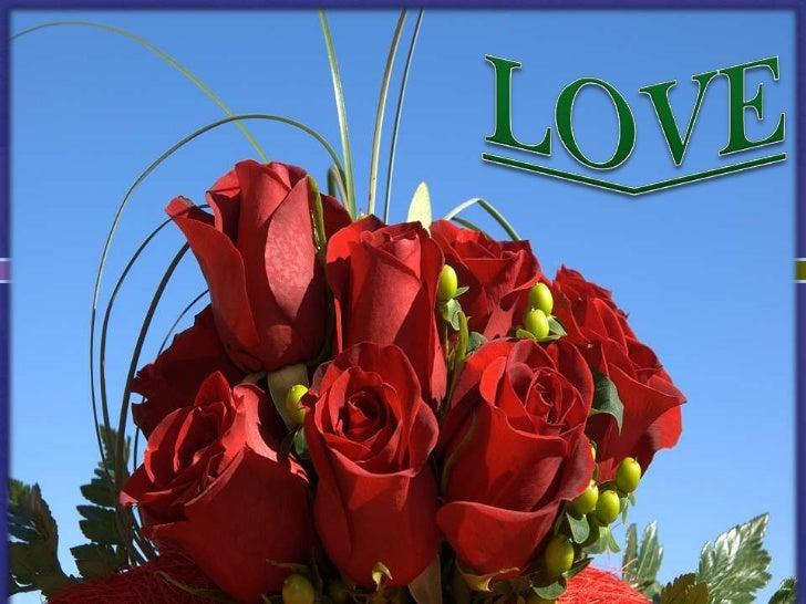 LOVE<br />