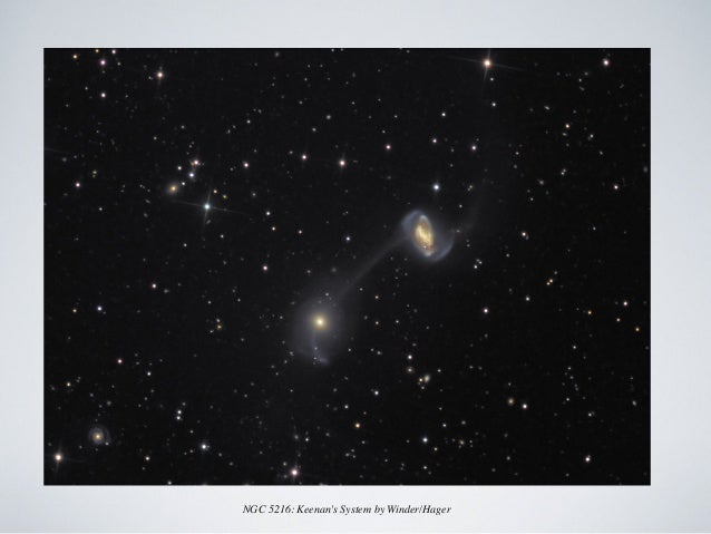 NGC 5216: Keenans System by Winder/Hager