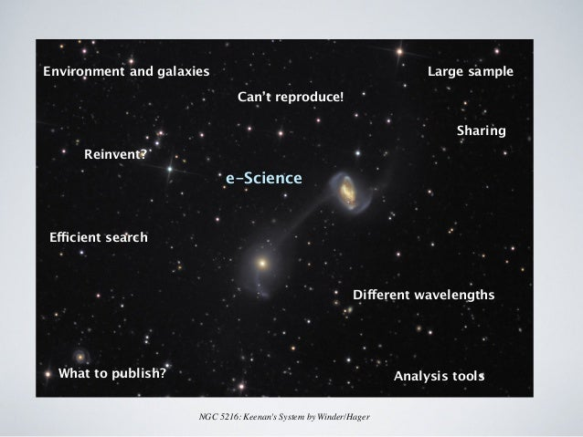 Environment and galaxies                                               Large sample                               Can't re...