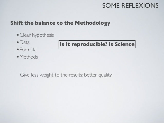 Understanding metrics, reducing reliance on rankings, and suggestingnew ways to evaluate scientists are only the beginning...