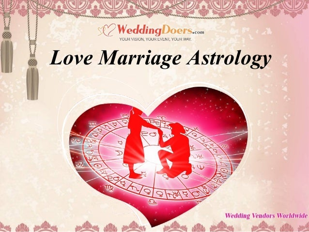Marriage and planetary positions