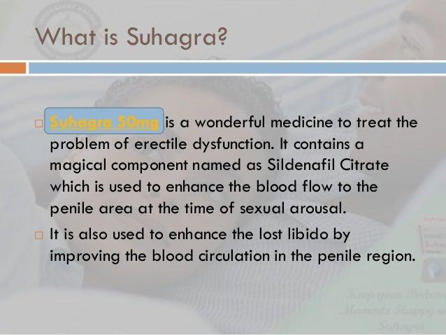 suhagra 100 mg benefits