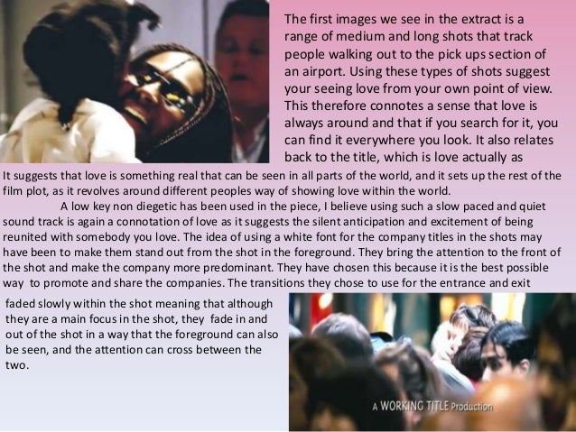 Love actually- about love actually  Slide 3