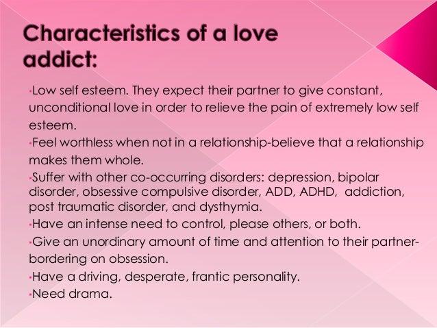 Addictive relationship cycle