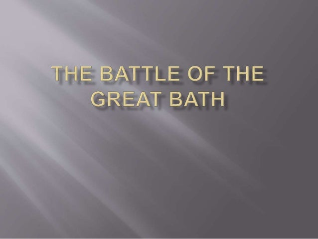  In the land of Mohenjo-Daro, there was a very large bath. It was said to be enchanted by the great priest himself. This ...