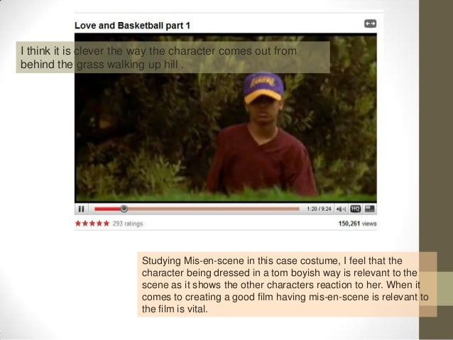 love and basketball an overview For those of you who have never seen the movie love and basketball, here is a little synopsis: it all started in 1981, in los angeles, california.