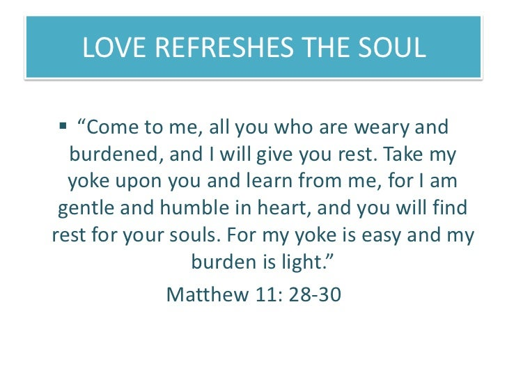 Love as mentioned in the bible