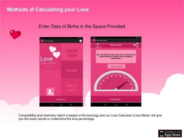 The Ultimate Relationship Calculator