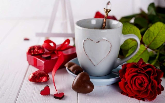LOVE OF COFFEE