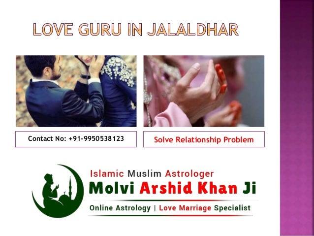 Love Guru in Jalandhar   Islamic Love marriage specialist   Molvi Arshid Khan Slide 3