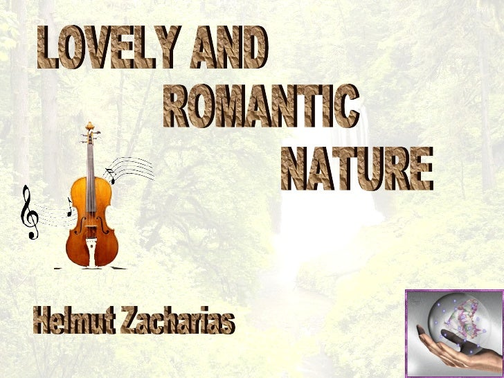 LOVELY AND ROMANTIC NATURE Helmut Zacharias