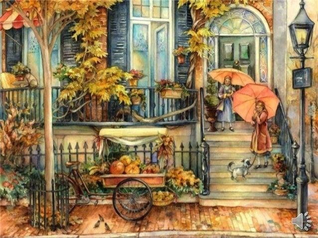 Lovely illustrations by kim jacobs - Laminas antiguas para cuadros ...