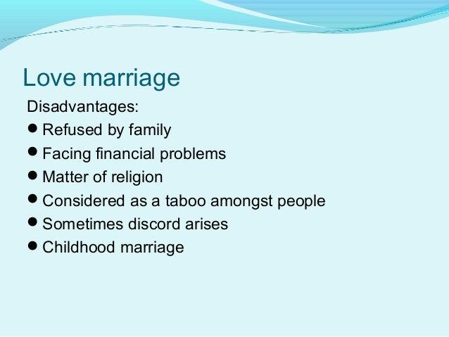 Benefits of arranged marriage essay