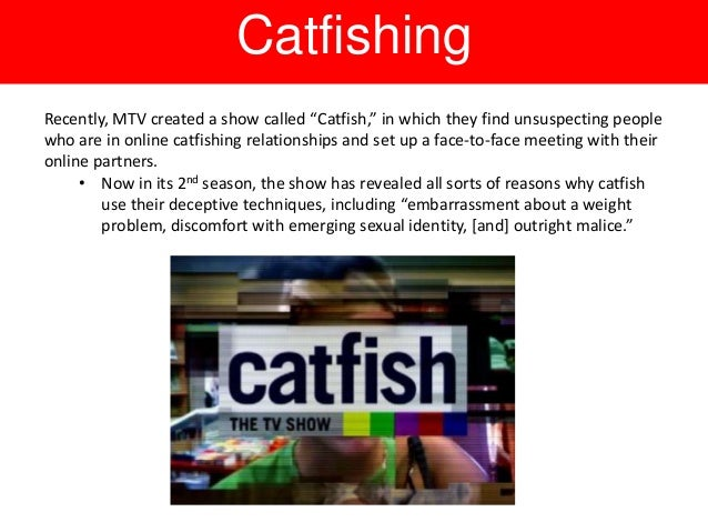 Why are they called catfish