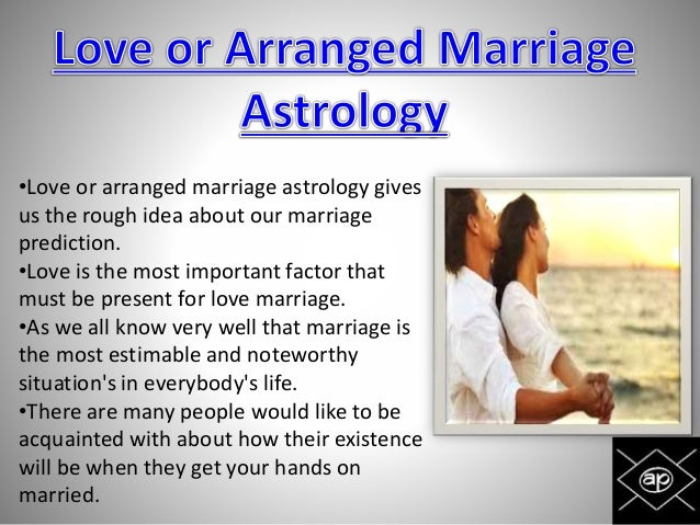 love marriage astrology free