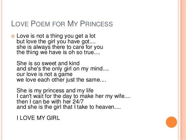 loving my wife poem