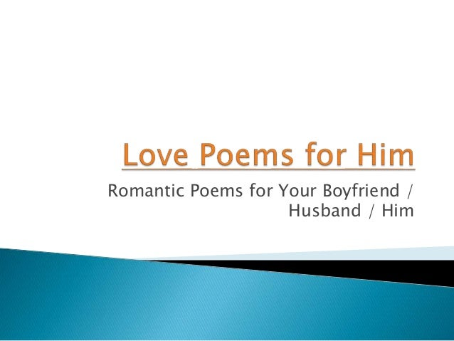 Poems www for love boyfriend com Emotional Deep