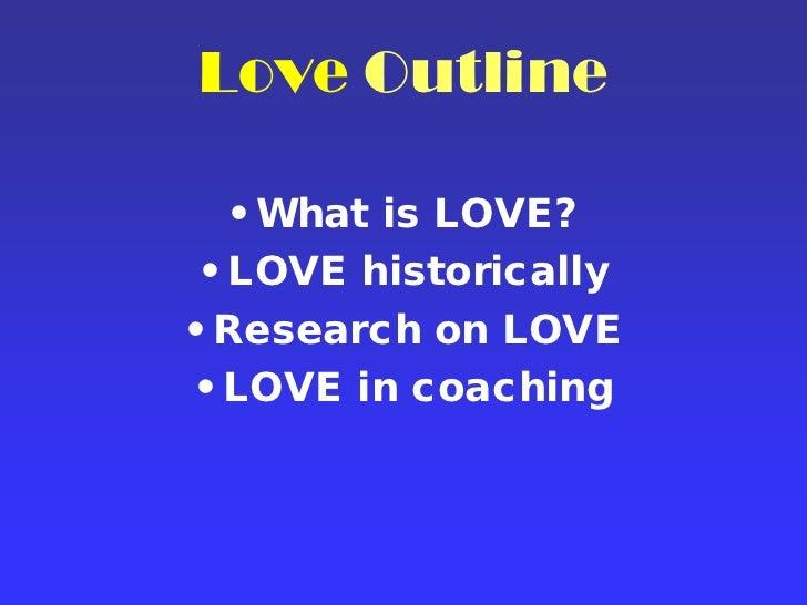 Love Presentation Slide 2