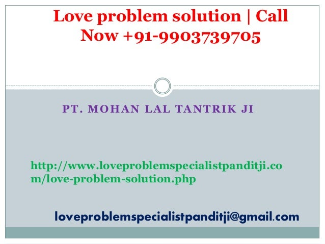 Love Problem Specialist Pandit ji | Love Guru | +91-9903739705 | Love…