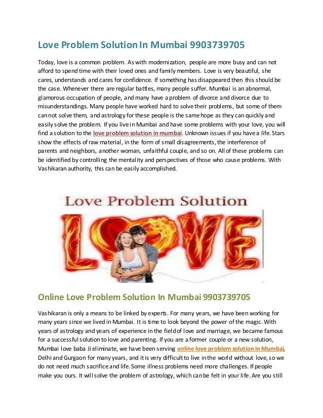 Love Problem Specialist Pandit ji | Love Guru | +91-9903739705 | Love…