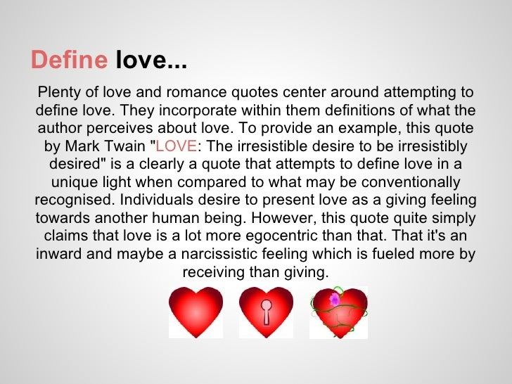 Quotes About Love: The Quotes We Read And Write About Love