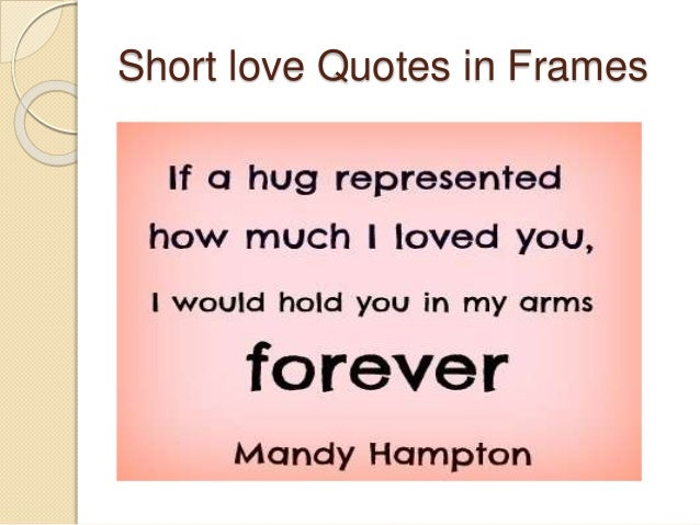 Love Quote Picture Frames Impressive Love Quotes For Her