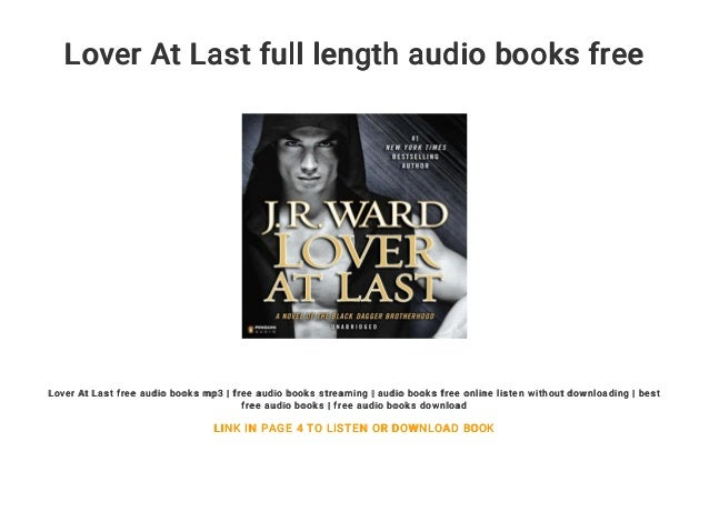 Free lover at last audiobook download online mp3 | lover at last.