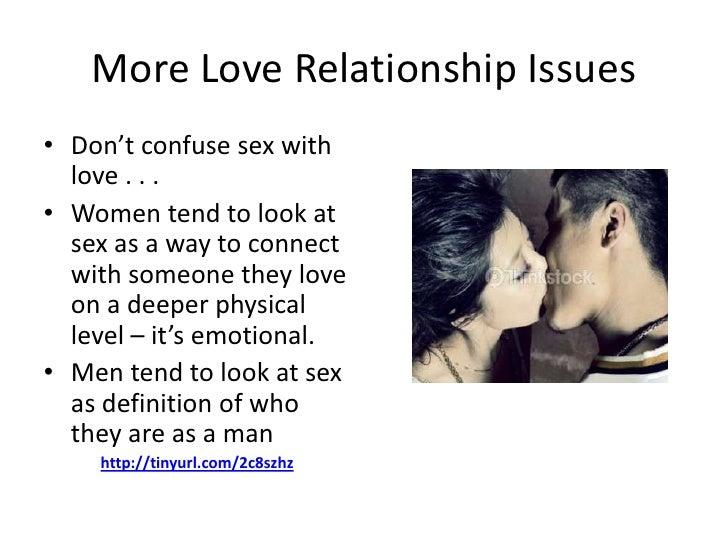 Love sex dating advice