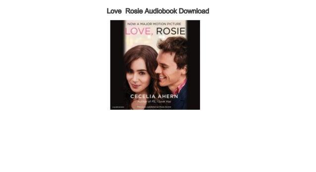 Love Rosie Audiobook Download Audiobook Free