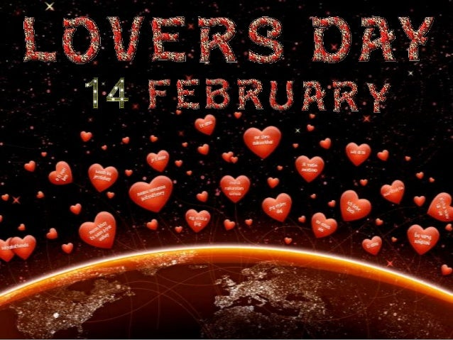 LOVERS DAY