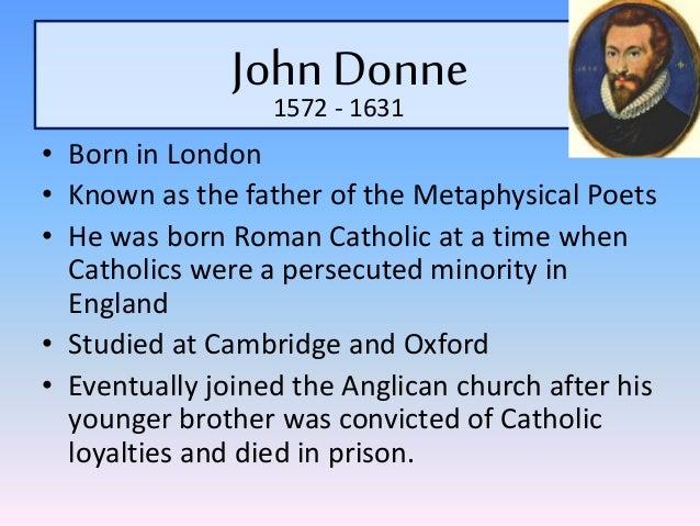essays john donne