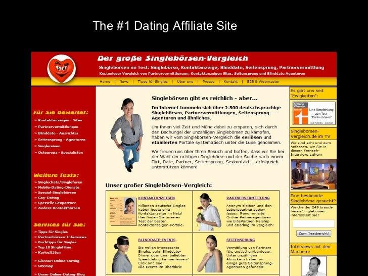 Dating agenturen Vergleich