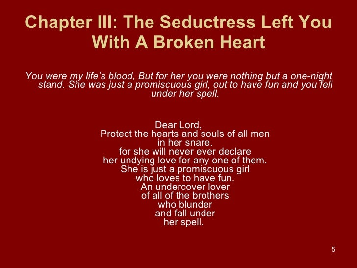 Spell of the seductress 1 - 2 7
