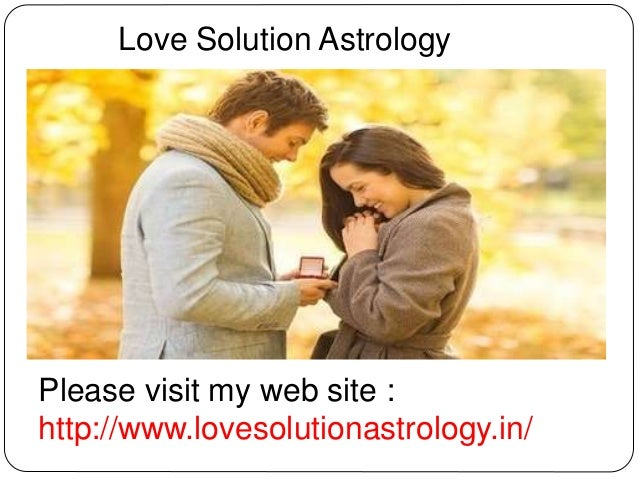 Free Online Love Marriage Solution