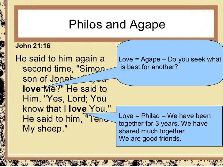 philos love
