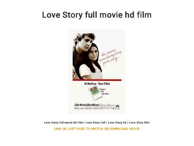 Love Story Full Movie Hd Film